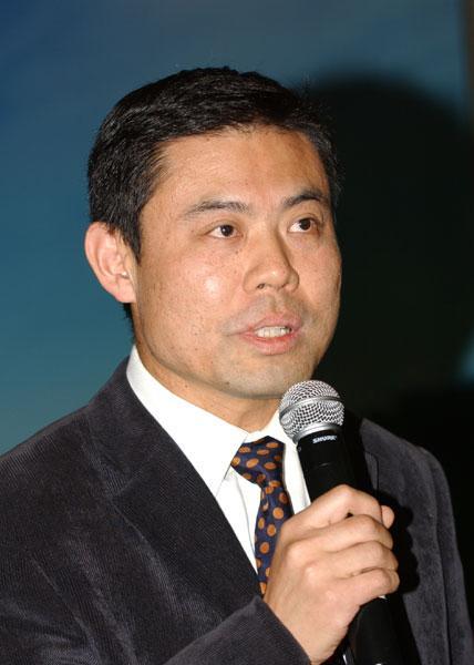 中国城市规划设计研究院副院长王凯照片