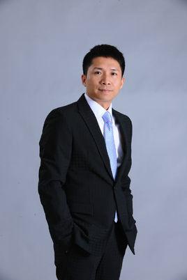 北京人间远景文化教育集团董事长刘景斓照片