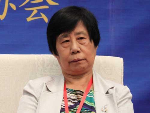 商务部科技司副司长姚文萍照片