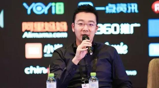 Chinapex创略中国总裁TigerYang照片