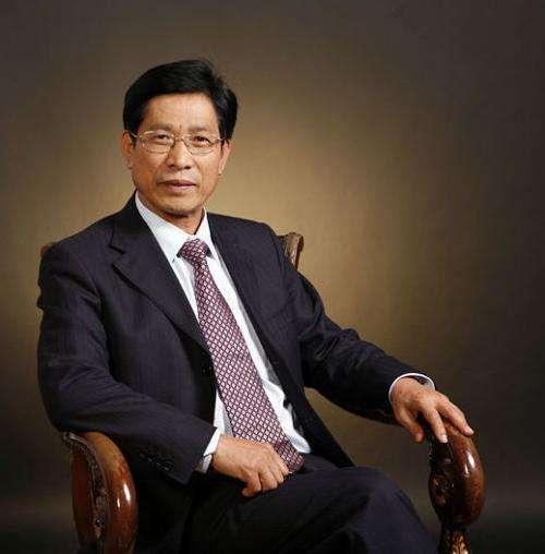 国家督学云南省人民政府参事博士生导师罗崇敏照片