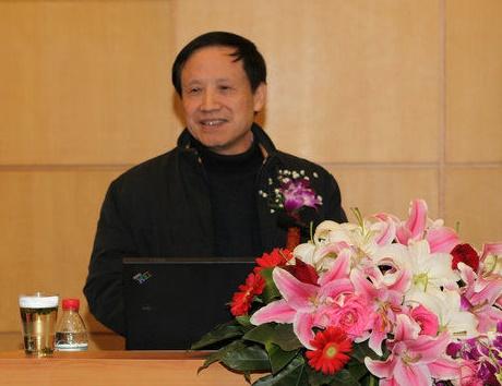 首都医科大学化学生物学与药学院院长彭师奇照片