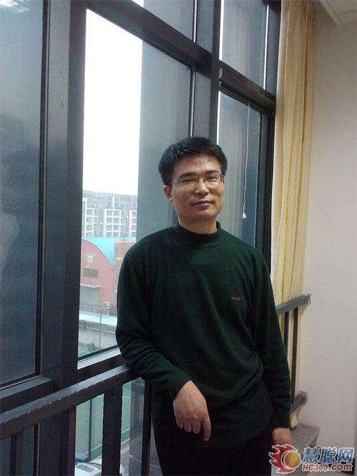 中国科学院心理研究所研究员金 锋 照片
