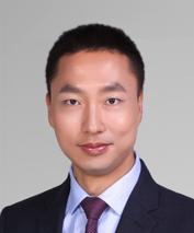 上海泽生科技开发股份有限公司研发副总裁李文凯照片