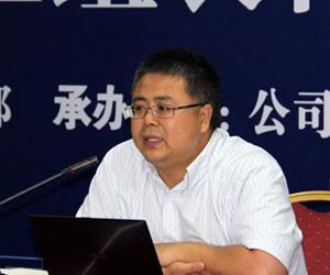 南方电网科学研究院副总工程师董旭柱照片