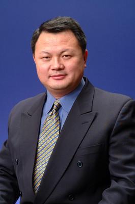 科锐国际总裁兼首席执行官  郭鑫照片