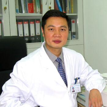 南京军区南京总医院神经内科主任刘新峰照片