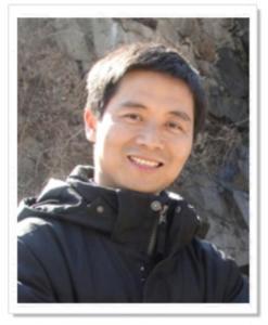 清華大學生命科學學院副研究員戴俊彪照片