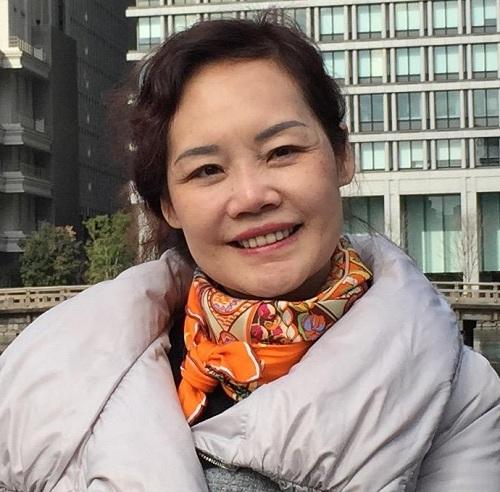 华中科技大学同济医学院教授张士靖照片