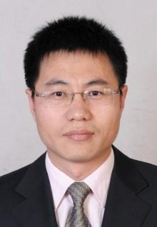 中國農業科學院北京畜牧獸醫研究所副研究員張鐵鷹照片