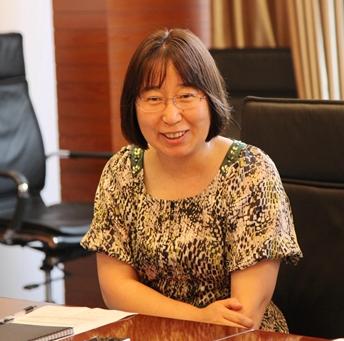中国科学院上海药物研究所教授陈笑艳