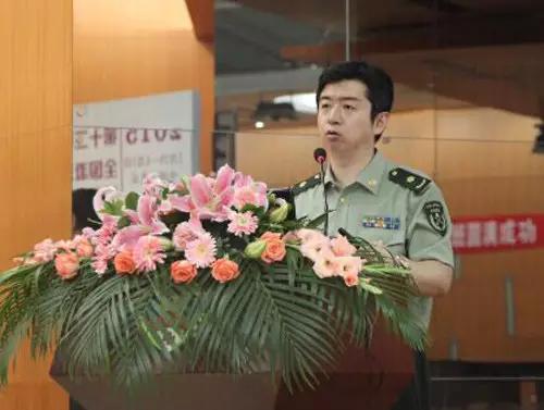 北京军区总医院美容整形中心主任医师樊昕照片