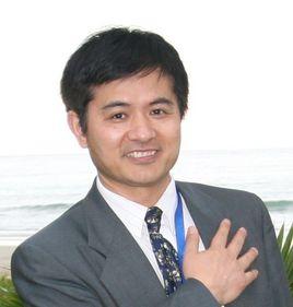 北京大学教授周治平照片