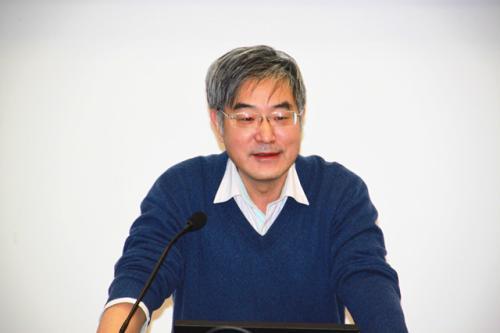 北京交通大学教授高自友照片