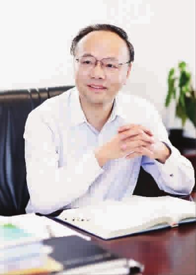 上海市政工程設計研究總院(集團)有限公司教授級高級工程師俞明健照片