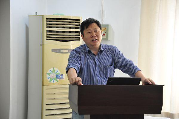 中山大学教授陈洋波