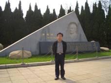 民政部慈善与社会福利司社会捐助处副处长尹冬华照片