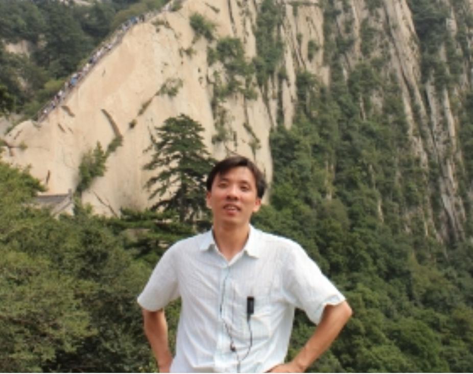 同济大学交通运输学院博士段征宇照片