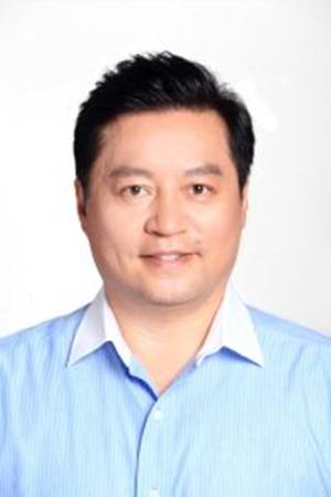 中国移动研究院院长黄晓庆(Xiaoqing