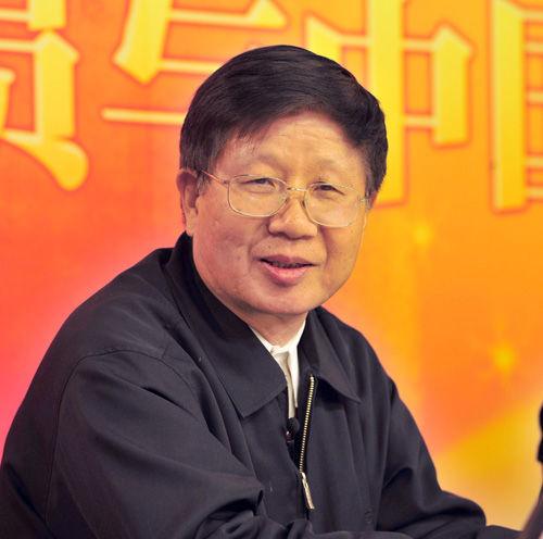 中央党校原副校长李君如照片