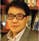 美国百时美施贵宝制药公司首席科学家朱明社照片
