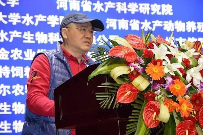 新希望六和股份有限公司技术总监杨檀