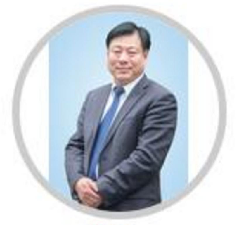 中国光伏农业工作委员会 会长张勇照片