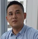 谷歌大中华区商业用户解决方案部行业大客户总监陈勇照片