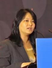 全国物流标准化技术委员会秘书长李红梅