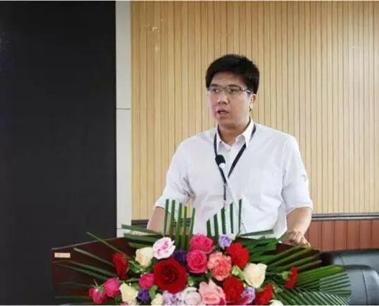 湖北科艾乐检测科技有限责任公司副总张凯峰照片