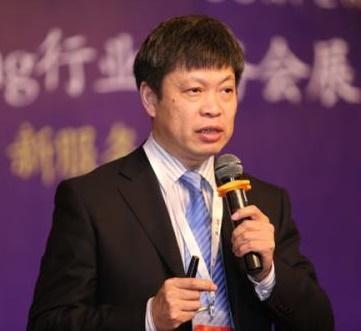 中国工商银行杭州金融研修学院网络大学运营中心总经理奚利强照片