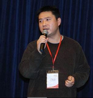 中国中元国际工程有限公司医疗建筑研究院副院长谷建照片