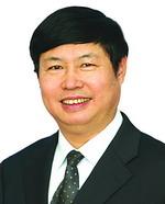 陕西法士特汽车传动集团公司董事长李大开照片