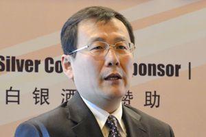 亚新科工业技术集团有限公司总裁兼CEO汪滨