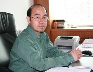 国家信息中心预测部主任徐长明照片