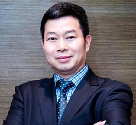 北京福田戴姆勒汽车有限公司总裁兼首席执行官  周亮照片