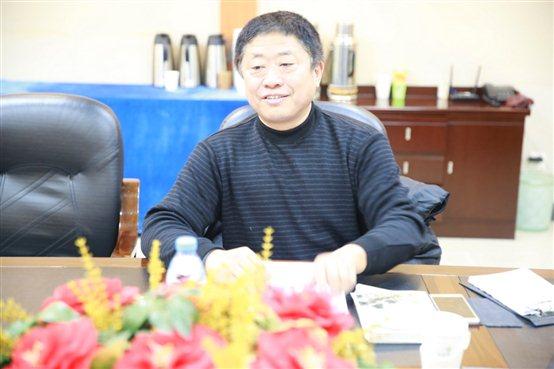 中国语文报刊协会读写教学分会副理事长李满园照片