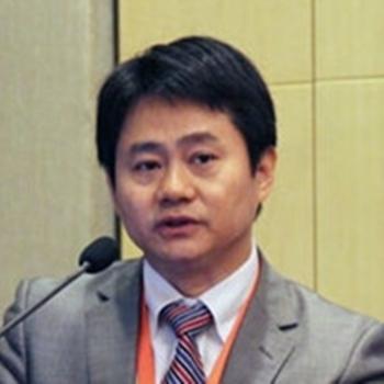 北汽新能源股份有限公司总工程师陈平照片