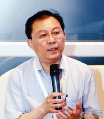 深圳比亚迪汽车副总裁廉玉波照片