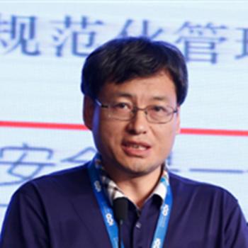 中国海洋石油工程股份有限公司总工程师李志刚照片