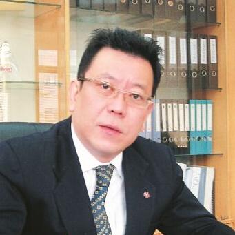 中国连锁经营协会便利店委员会主任委员翁宇杰照片