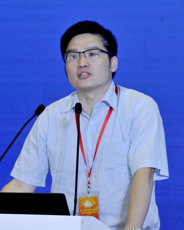 上海市信息安全测评中心总工程师李宏达照片