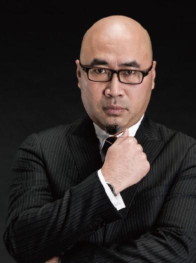 启邦(香港)文化传播有限公司董事长张子辉照片