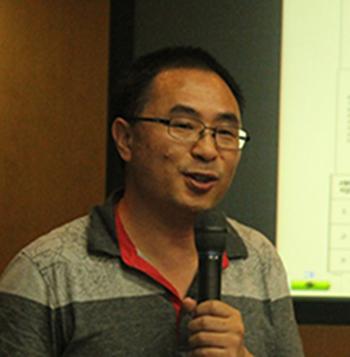 东莞市迈科新能源有限公司总工程师张新河照片