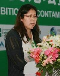 中国环境科学研究院研究员周友亚照片