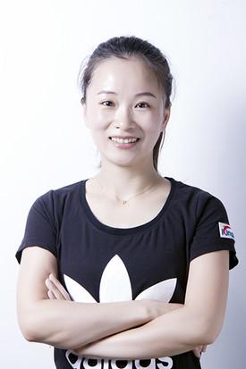 清波健身学院团操培训师左艳