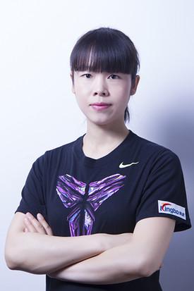 清波健身学院培训导师陈秋梅照片