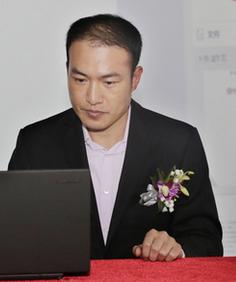 深圳法大大网络科技有限公司联合创始人兼COO 林开辉照片
