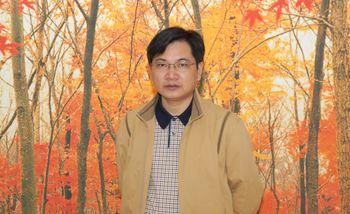 上海北斗星景觀設計院院長虞金龍照片