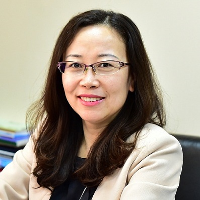 教育部基础教育课程教材发展中心副主任刘月霞